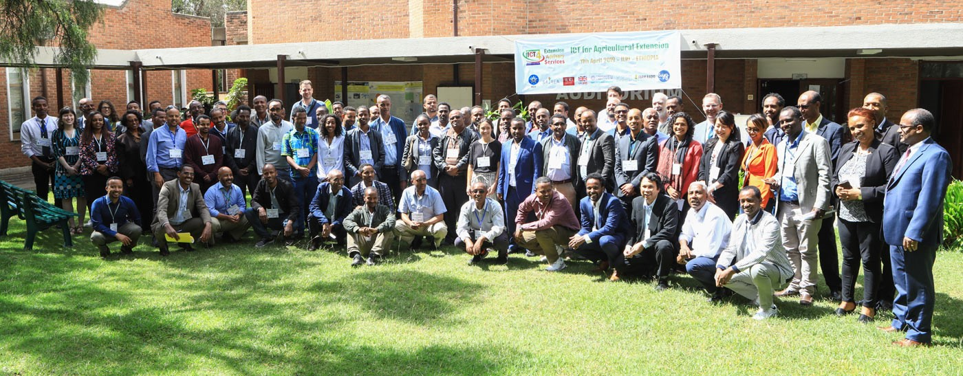 ICT for Agricultural Extension in Ethiopia