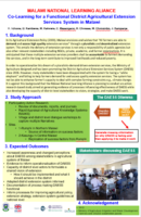 Malawi NLA: Co-Learning for a Functional District Agricultural Extension Services System in Malawi