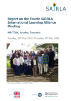 International Learning Alliance Workshop Report, Tanzania, May 2019